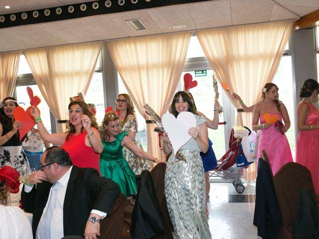 La boda de Jorge y Laura en San Adrian, León 40