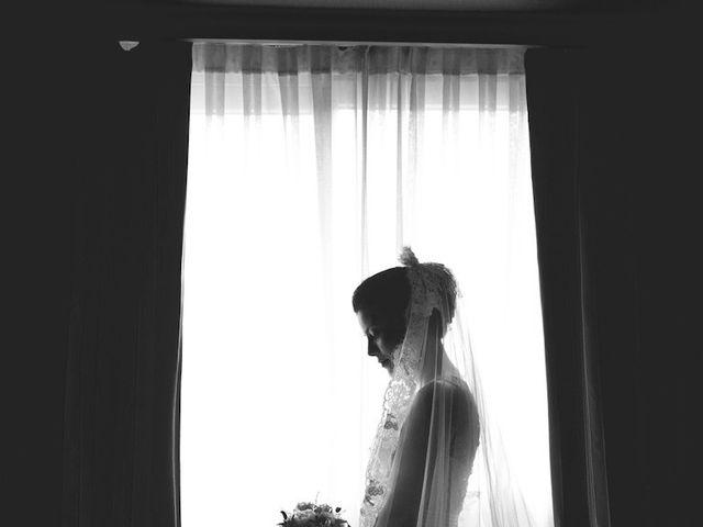 La boda de Damian y Elena en Galapagar, Madrid 23