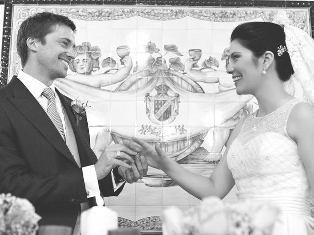 La boda de Damian y Elena en Galapagar, Madrid 27