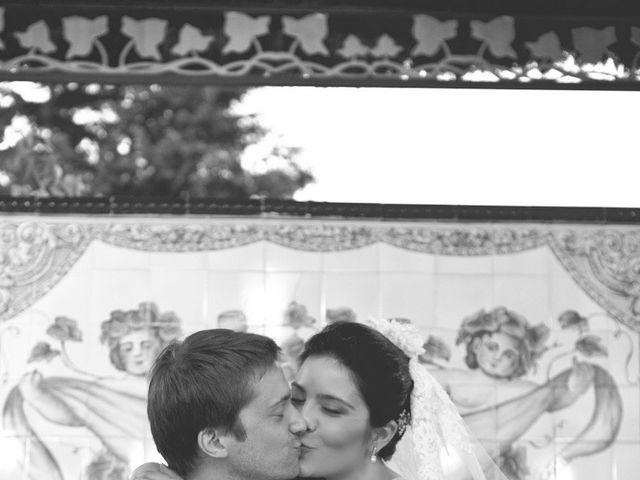 La boda de Damian y Elena en Galapagar, Madrid 29