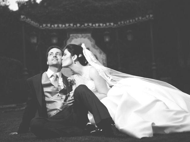 La boda de Damian y Elena en Galapagar, Madrid 33