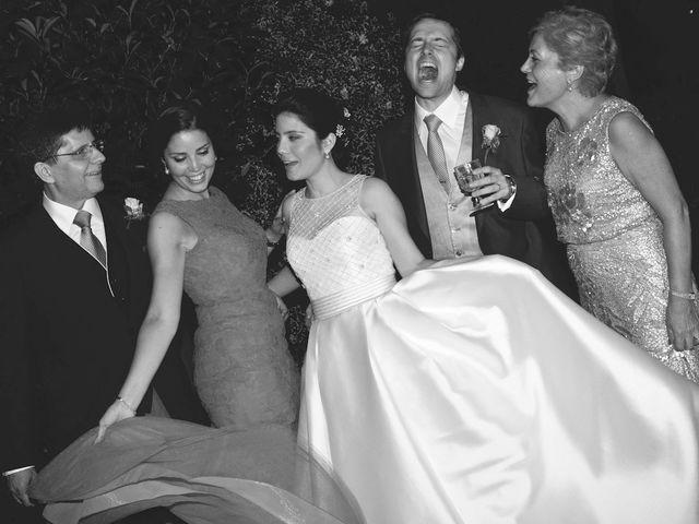 La boda de Damian y Elena en Galapagar, Madrid 34