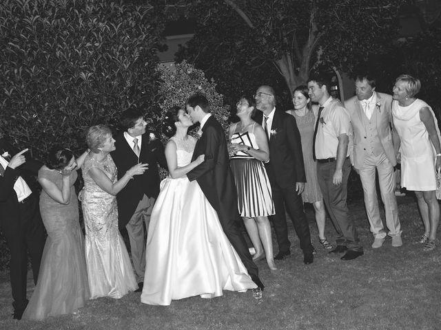 La boda de Damian y Elena en Galapagar, Madrid 35