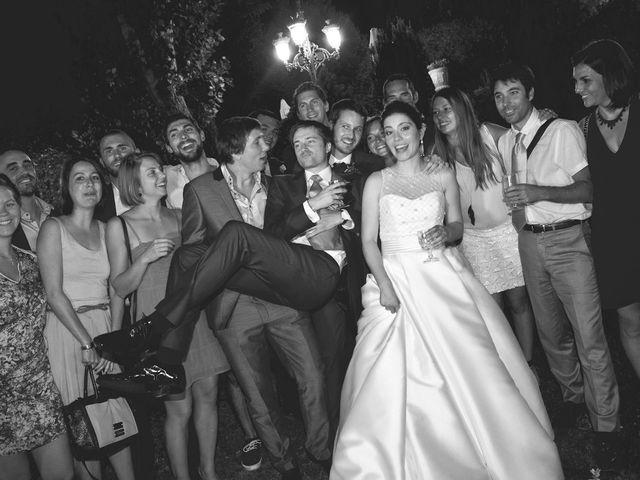 La boda de Damian y Elena en Galapagar, Madrid 36