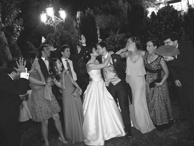 La boda de Damian y Elena en Galapagar, Madrid 37