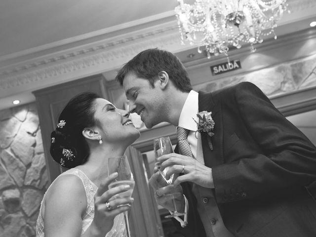 La boda de Damian y Elena en Galapagar, Madrid 38