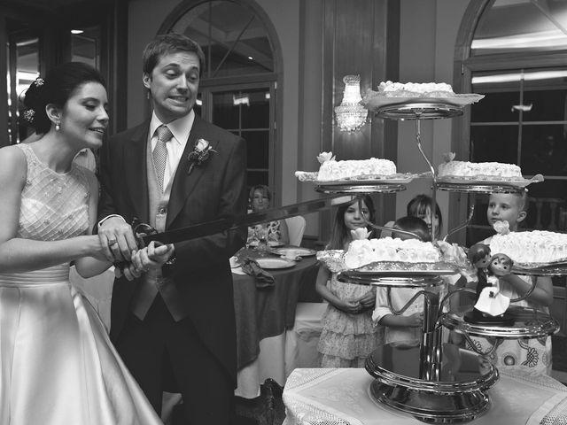 La boda de Damian y Elena en Galapagar, Madrid 39