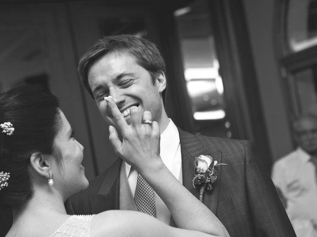 La boda de Damian y Elena en Galapagar, Madrid 40