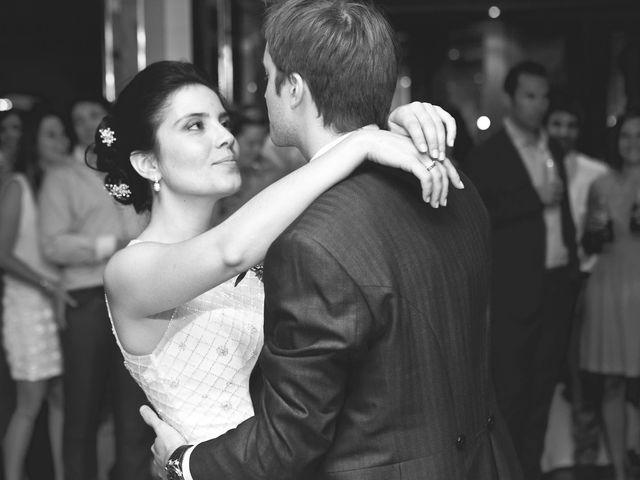 La boda de Damian y Elena en Galapagar, Madrid 43
