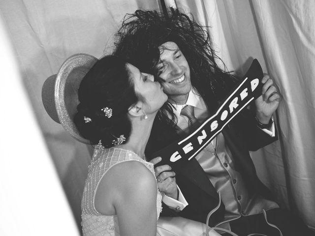 La boda de Damian y Elena en Galapagar, Madrid 48
