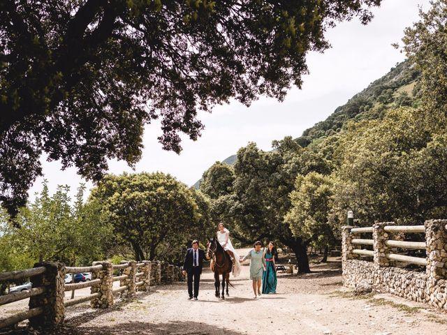 La boda de David y Estefania en Algamitas, Sevilla 5