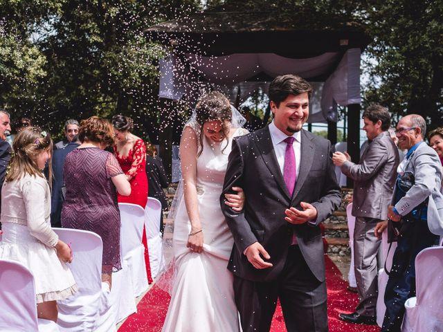 La boda de David y Estefania en Algamitas, Sevilla 6