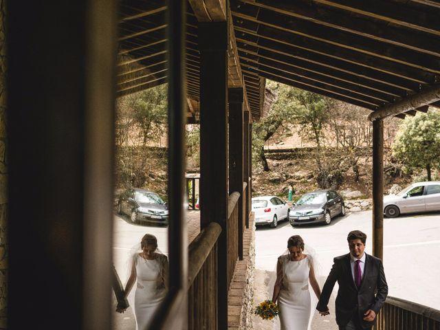 La boda de David y Estefania en Algamitas, Sevilla 10