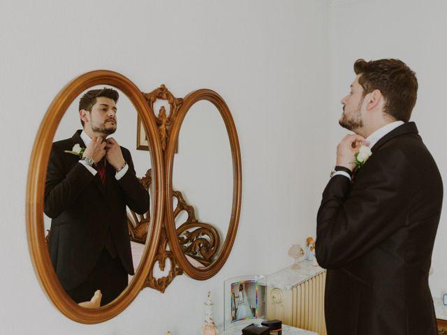 La boda de Oscar y Virginia en Pedro Muñoz, Cáceres 4