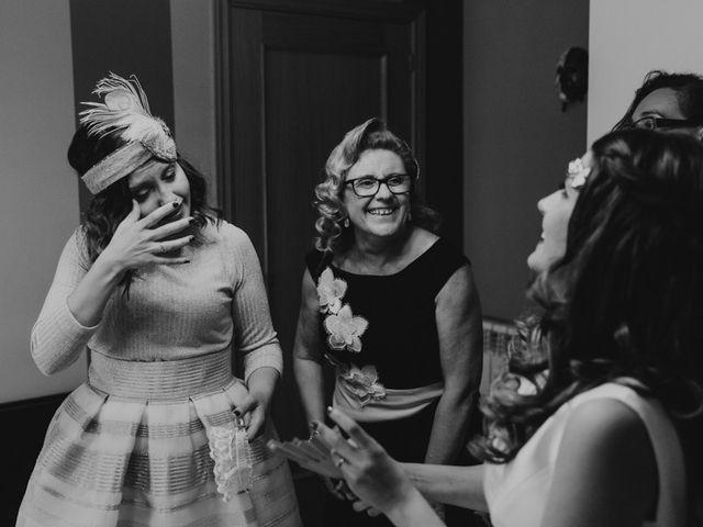 La boda de Oscar y Virginia en Pedro Muñoz, Cáceres 5