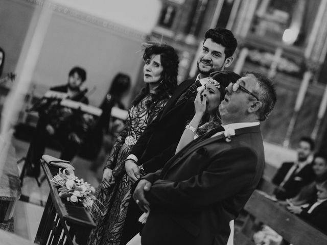 La boda de Oscar y Virginia en Pedro Muñoz, Cáceres 9