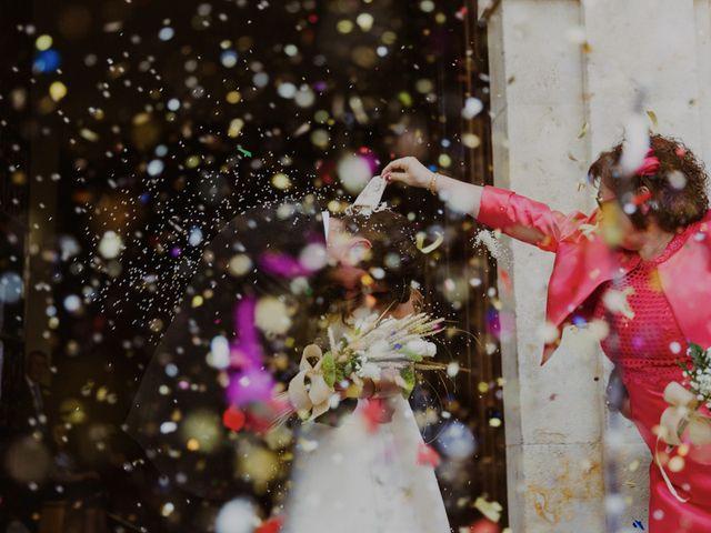 La boda de Oscar y Virginia en Pedro Muñoz, Cáceres 10