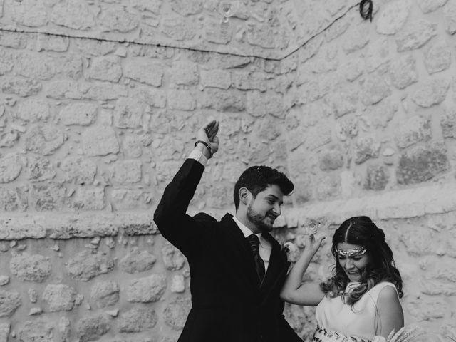 La boda de Oscar y Virginia en Pedro Muñoz, Cáceres 11
