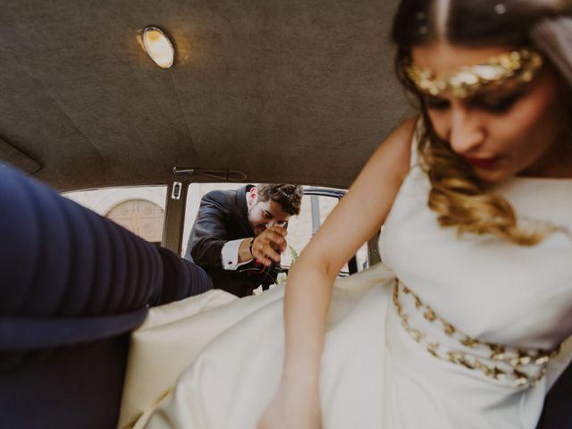 La boda de Oscar y Virginia en Pedro Muñoz, Cáceres 12