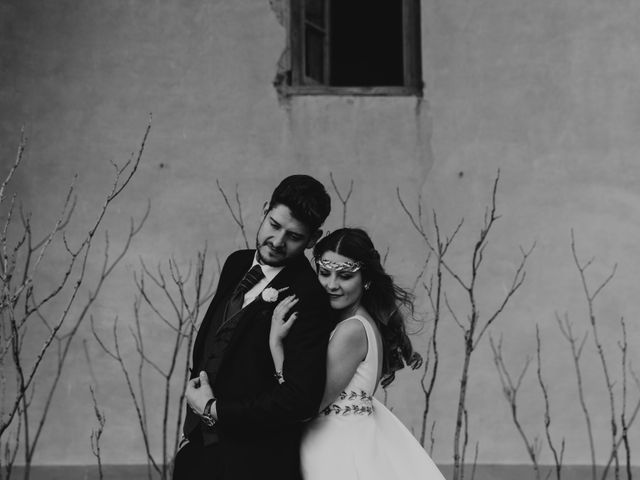 La boda de Virginia y Oscar