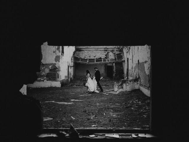 La boda de Oscar y Virginia en Pedro Muñoz, Cáceres 17