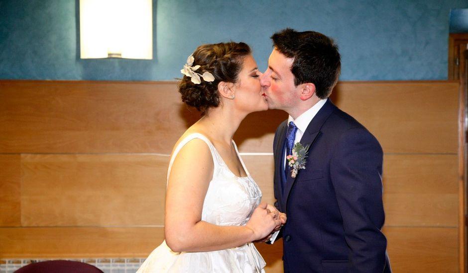 La boda de Asier y Estitxu en Vitoria-gasteiz, Álava