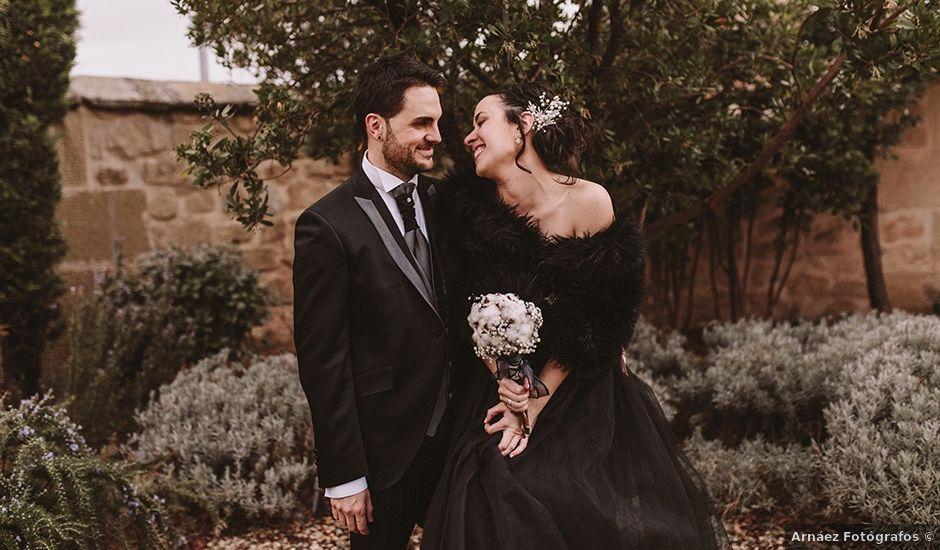 La boda de Rodri y Marta en Logroño, La Rioja
