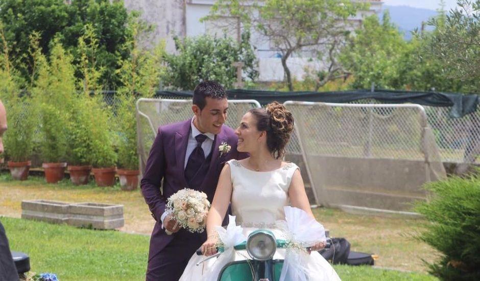 La boda de Víctor y Miriam en O Rosal (Calvario), Pontevedra