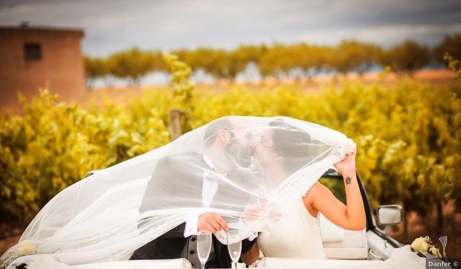 La boda de Jorge y Laura en San Adrian, León