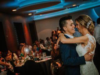La boda de Cristina y Michael