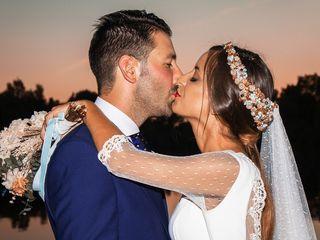 La boda de Marta y Javier
