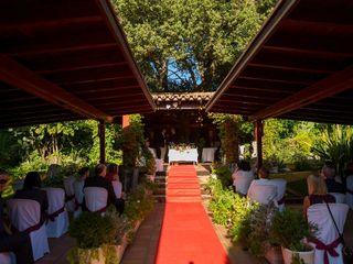 La boda de Isa y Sergio 1