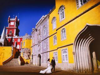 La boda de Fátima y Luis