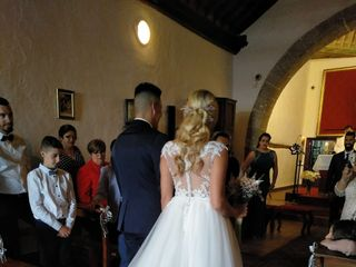 La boda de Naira y Doramas  2