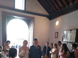 La boda de Naira y Doramas  3