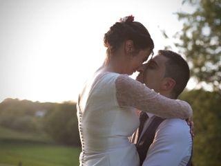 La boda de Maialen y Xabi