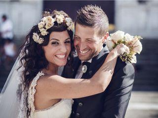 La boda de Magda y Miguel