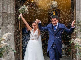 La boda de Lara y José Ramón