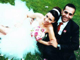La boda de Raúl y Cristina 1