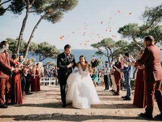 La boda de Laia y Xavi