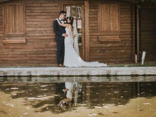 La boda de Kelly y Yordy