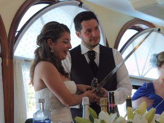 La boda de Mati y  Diego