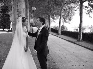 La boda de Luz Maria y David 1