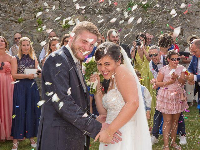 La boda de Adriana y Severin