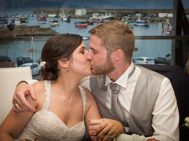 La boda de Severin y Adriana en Fisterra (Santa Maria), A Coruña 21