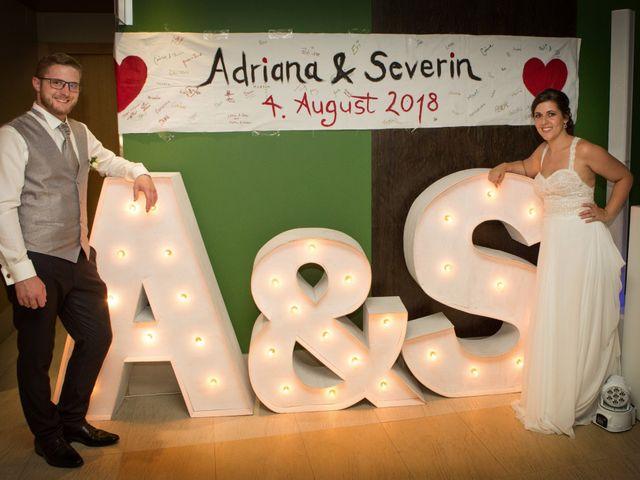 La boda de Severin y Adriana en Fisterra (Santa Maria), A Coruña 24