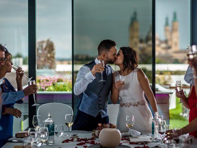 La boda de Urko y Silvia en Zaragoza, Zaragoza 9