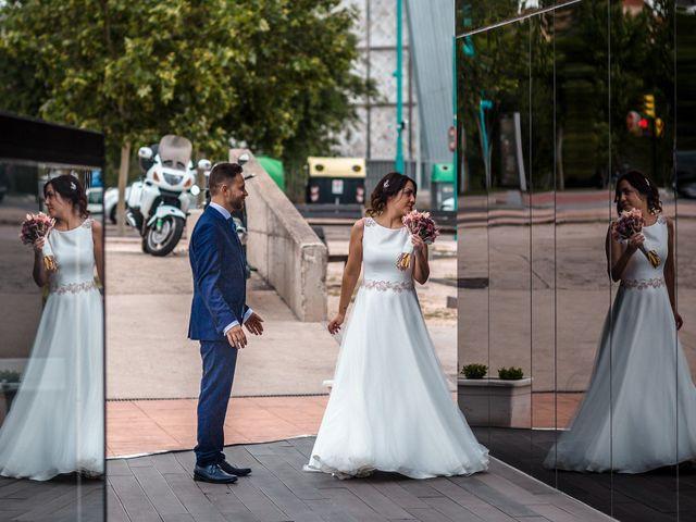 La boda de Urko y Silvia en Zaragoza, Zaragoza 17