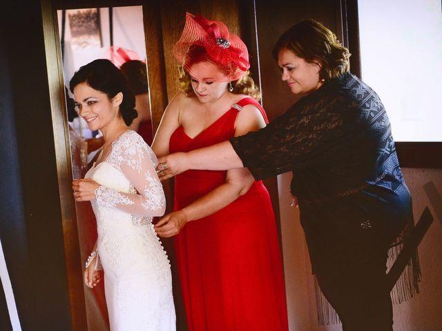 La boda de Luis y Fátima en Baños De Montemayor, Cáceres 28