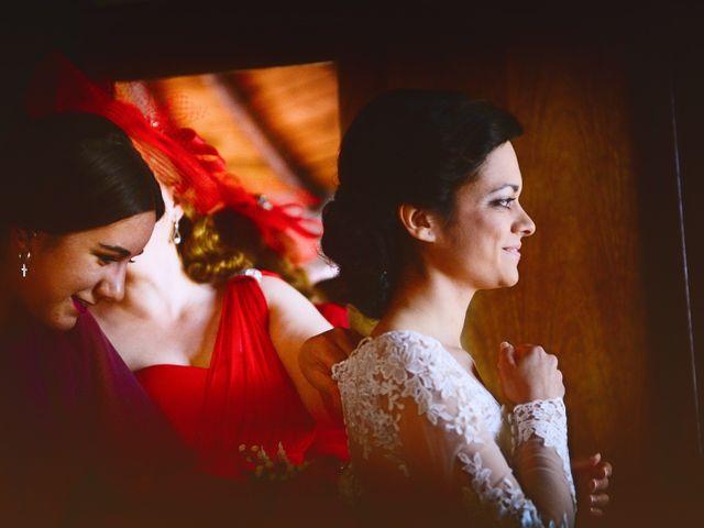 La boda de Luis y Fátima en Baños De Montemayor, Cáceres 31